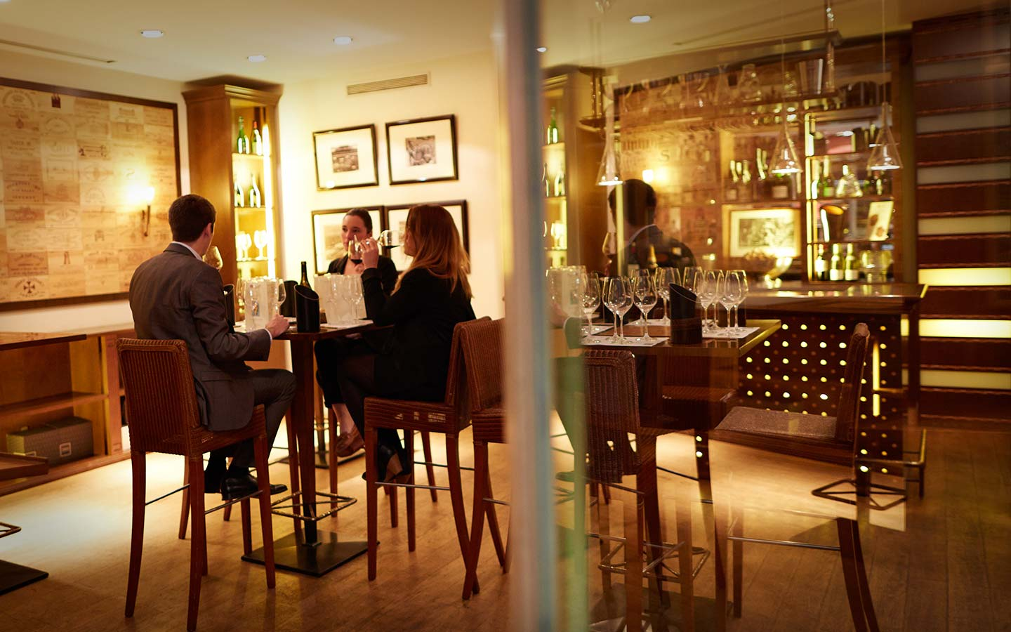 Cave A Vin Design the wine school: learning wine in 3 lessons - caves legrand
